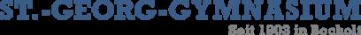 St. Georg Gymnasium Logo