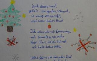 weihnachten lyrik